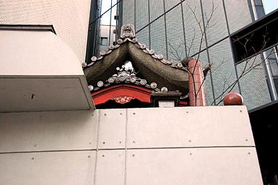 美喜井稲荷神社(みきいいなりじんじゃ)