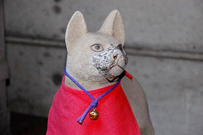 美喜井稲荷神社 猫稲荷