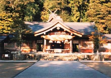 熊野大社(くまのたいしゃ)